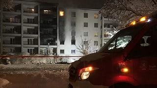 Drei Menschen sterben bei gelegtem Wohnungsbrand