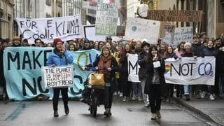 1727 Schweizer Wissenschaftler unterstützen Schülerstreiks