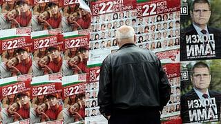 Wenig Hoffnung auf Besserung – Bulgarien wählt