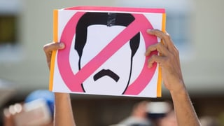 Die schärfste Waffe gegen Maduro setzt Trump bisher nicht ein