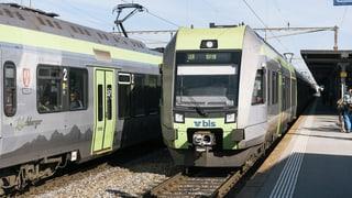 BLS beharrt auf fünf Strecken – SBB will nichts abgeben