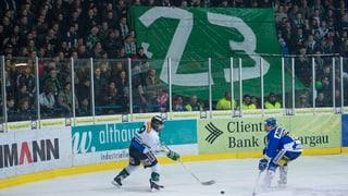 Playoffspiel des EHC Olten stand im Zeichen des Unfalls