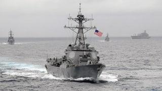 US-Zerstörer provoziert China
