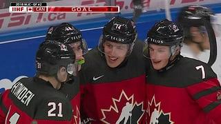 Endstation Ahornblätter: Die U20 scheitert klar an Kanada