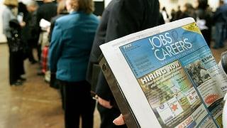Arbeitsmarktdaten aus den USA: Nicht nur Grund zum Jubeln