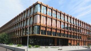 Swissgrid-Hauptsitz in Aarau nach drei Jahren Bauzeit eingeweiht