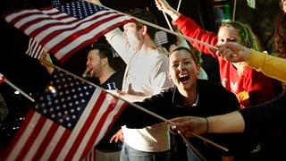 Boston jubelt: Zweiter Terrorverdächtiger gefasst