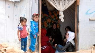 Härtere Gangart gegen syrische Flüchtlinge