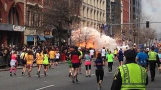 Der Anschlag auf den Boston-Marathon in Bildern