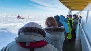 Endlich: Antarktis-Expedition aus dem Eis befreit