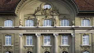 Banca naziunala fa perdita – cifras prognostitgadas da la UBS
