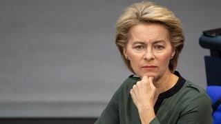 Von der Leyen soll neue EU-Kommissionspräsidentin werden