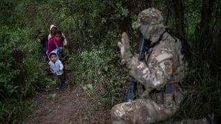 Nulltoleranz bei Flüchtlingen an der Südgrenze