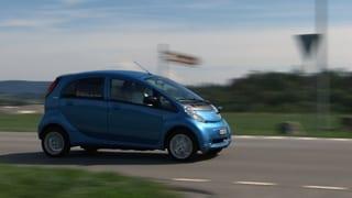 Wegwerfprodukt Elektroauto
