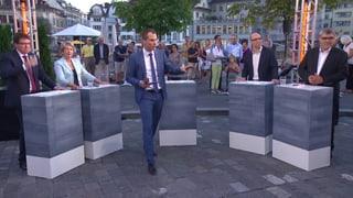 «Wahl-Arena»: AKW abschalten – komplizierter als gedacht (Artikel enthält Video)