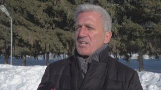 Petkovic und Co. auf Visite in Togliatti