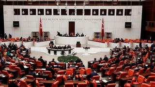 «Das Kontrollorgan der Regierung wird ausgeschaltet»