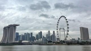 Gefängnis für Schweizer Banker in Singapur