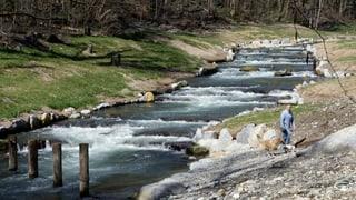 Bündner Standesinitiative wegen Gewässerschutz