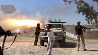 Steht die Rückeroberung der Stadt Sirte kurz bevor?