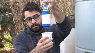 Sauberes Trinkwasser dank der Schweiz