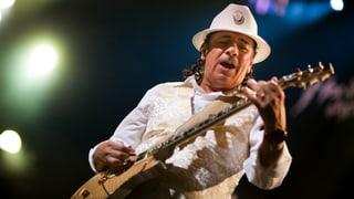Carlos Santana: Der «Gitarrengott» feiert seinen 70.