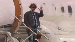 Johnny Depp fürchtet um das Leben seiner Hunde