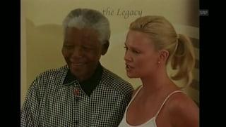 Promis trauern weltweit um Nelson Mandela