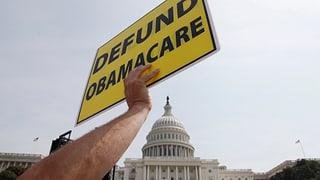 «Obamacare» dürfte den Sturm überstehen