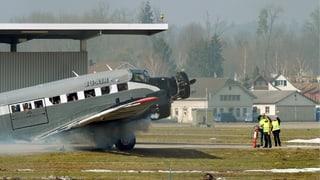Ju-Air vul puspè sgular mez avust