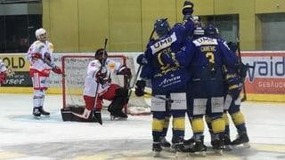 Arosa cumenza cun ina victoria en la nova stagiun da hockey