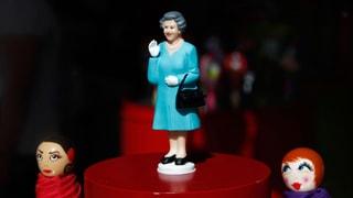 Das Geschäft mit der Queen