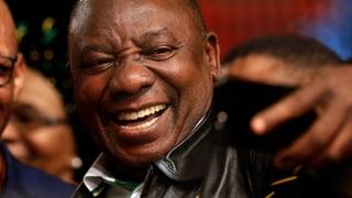 Cyril Ramaphosa wird Nachfolger von Jacob Zuma