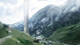Der Turmbau zu Vals – Luxushotel oder Luftschloss?