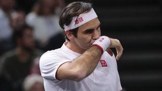Federer muss sich Djokovic hauchdünn beugen