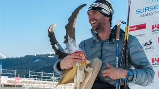 Curdin Perl gudogna il Maraton da la Surselva