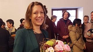 Sonja Lüthi ist neue Stadträtin