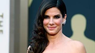 Reich und schön in Hollywood: Sandra Bullock ist Top-Verdienerin