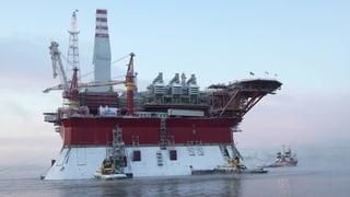 Russische Ölförderung in der Arktis ist nachhaltig blockiert
