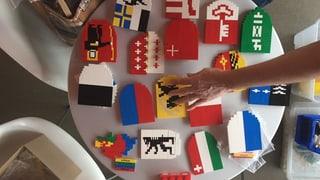 Radio SRF 1 feiert das Lego-Jubiläum