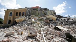 Erdbebensicherung: «Viel Geld wurde anderweitig ausgegeben»