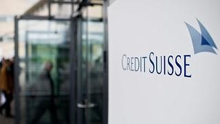 Credit Suisse mit deutlichem Gewinnzuwachs