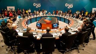 Durchbruch bei G20-Gipfel