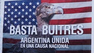 Argentinien pokert hoch