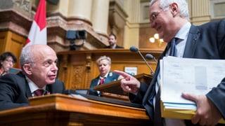 Budget federal 2017 – discordia en il parlament