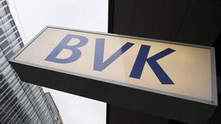 BVK-Referendum: Regierung und SVP machen mobil