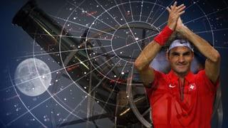 Leo und Lenny Federer: Ein Blick in die Sterne