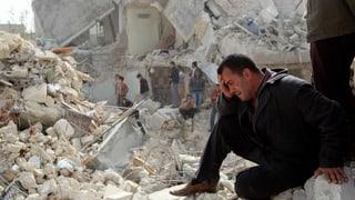 «Nur Putin kann den Krieg in Syrien beenden»