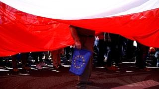 Lesen Sie hier, wie die EU gegen Polen vorgehen kann.
