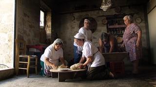 Kretisch kochen: Viel Brot, wenig Süsses